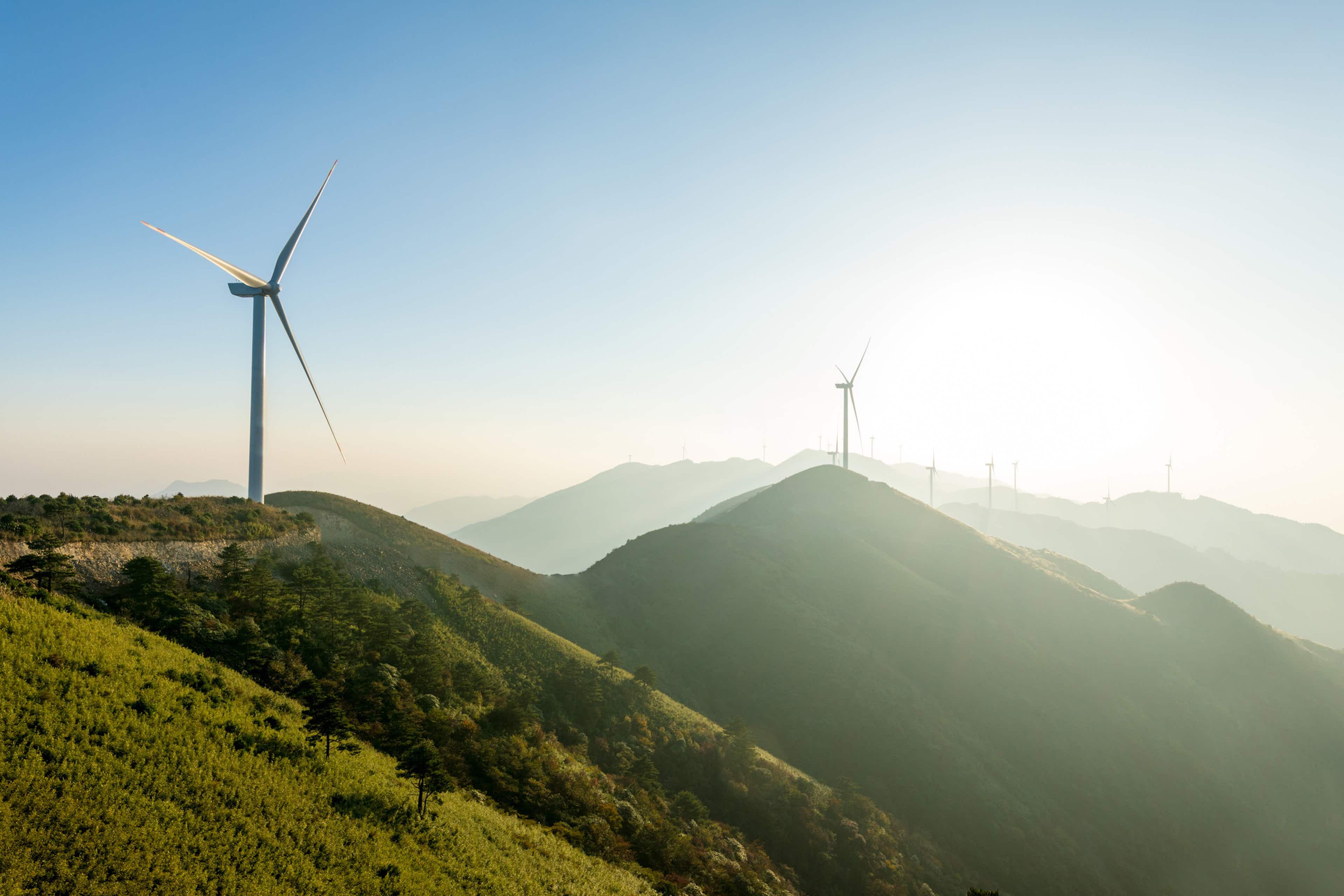 Energie & nachhaltige Infrastruktur